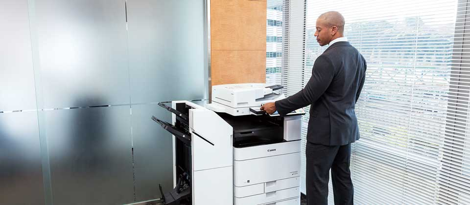 install canon printer setup
